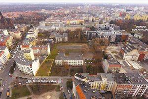 Wrocław: Magistrat sprzedaje za ponad siedem milionów tereny przy szkole na Ołbinie
