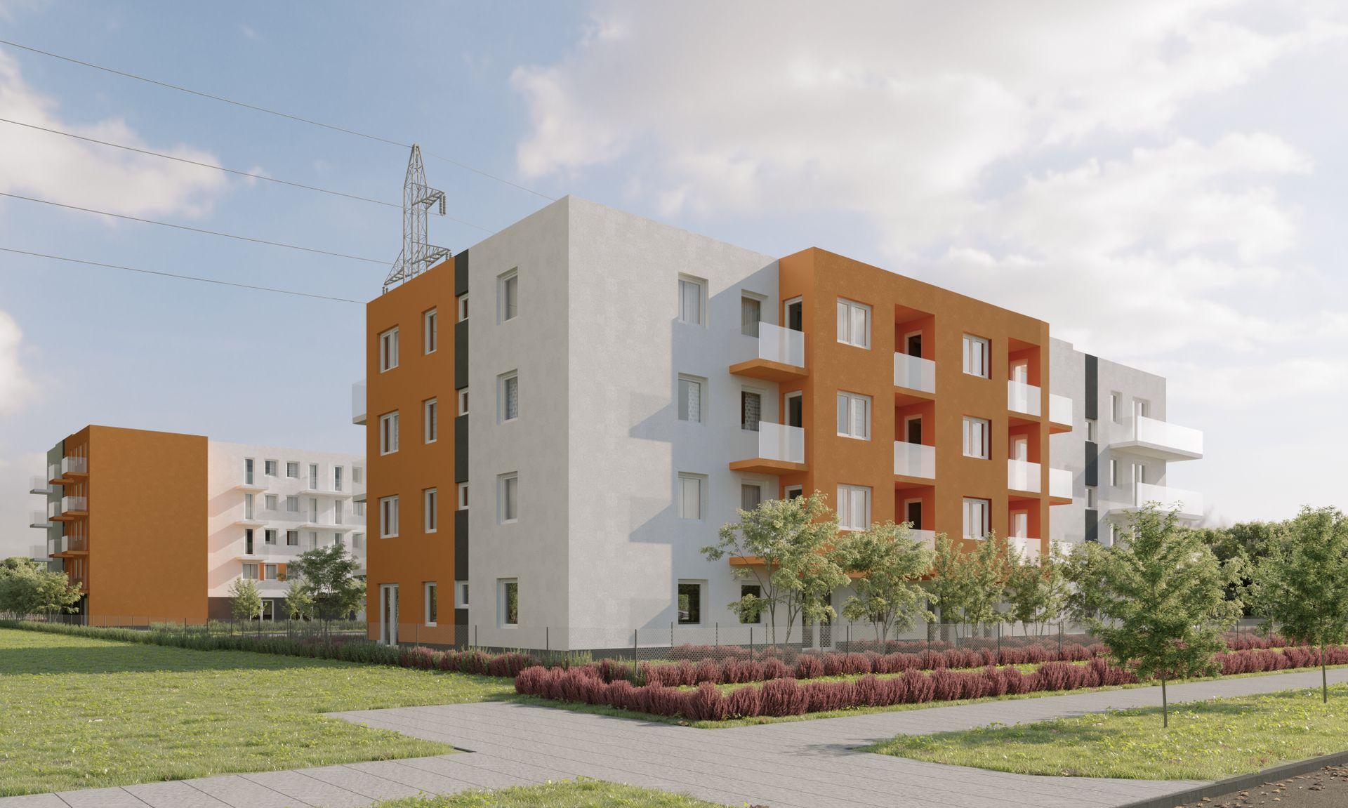 Wrocław: Stokrotka – Budotex rusza z osiedlem na Nowym Dworze