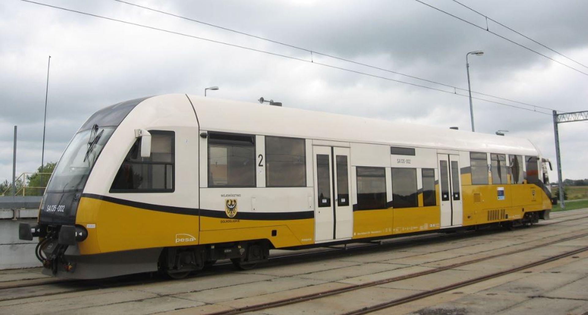 Pociągi z Wrocławia do Kątów Wrocławskich pojadą co 20 minut