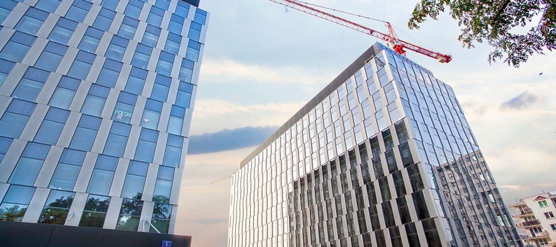 Skanska sprzedaje Green Towers