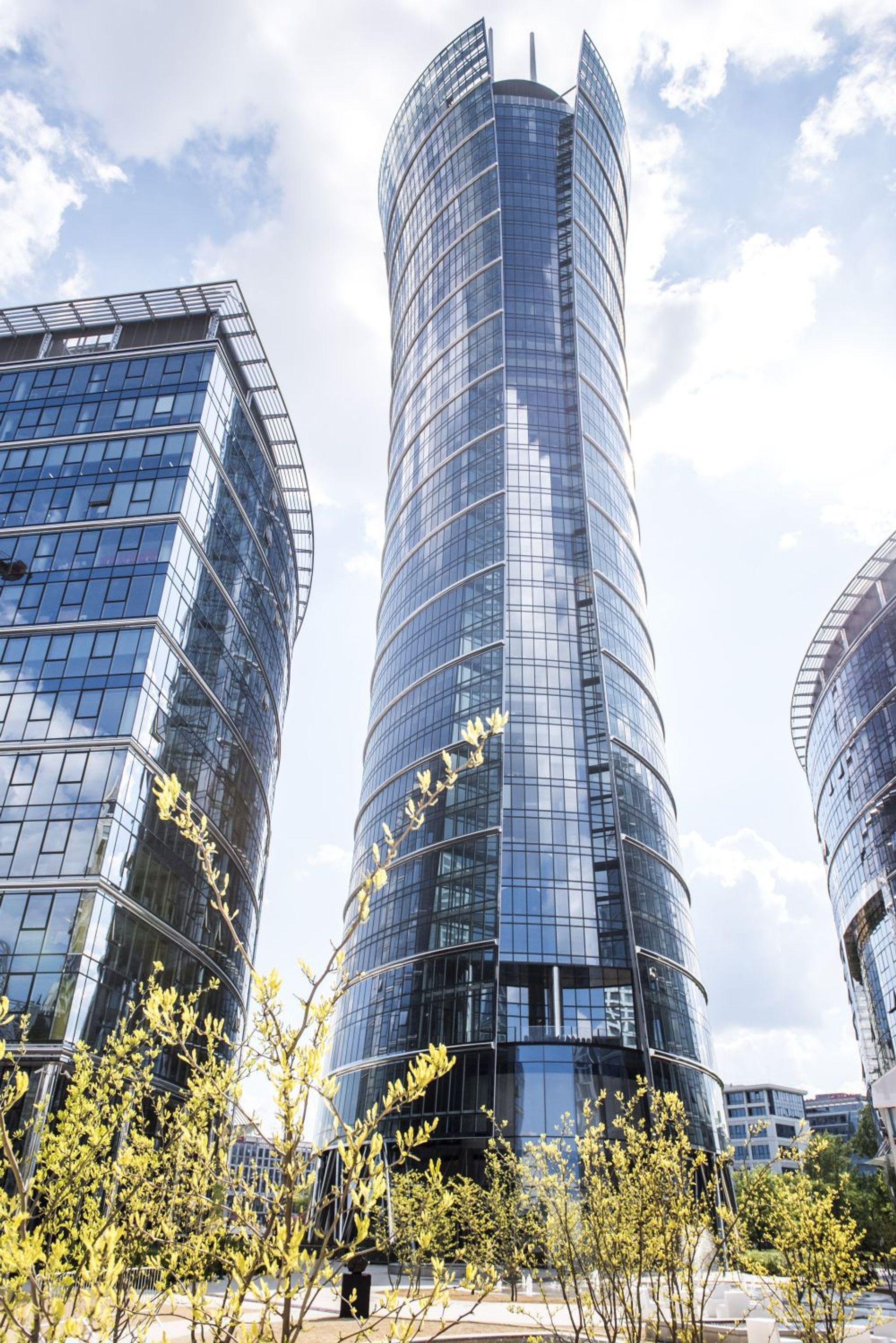 [Warszawa] Norweska spółka otwiera biuro w Warsaw Spire