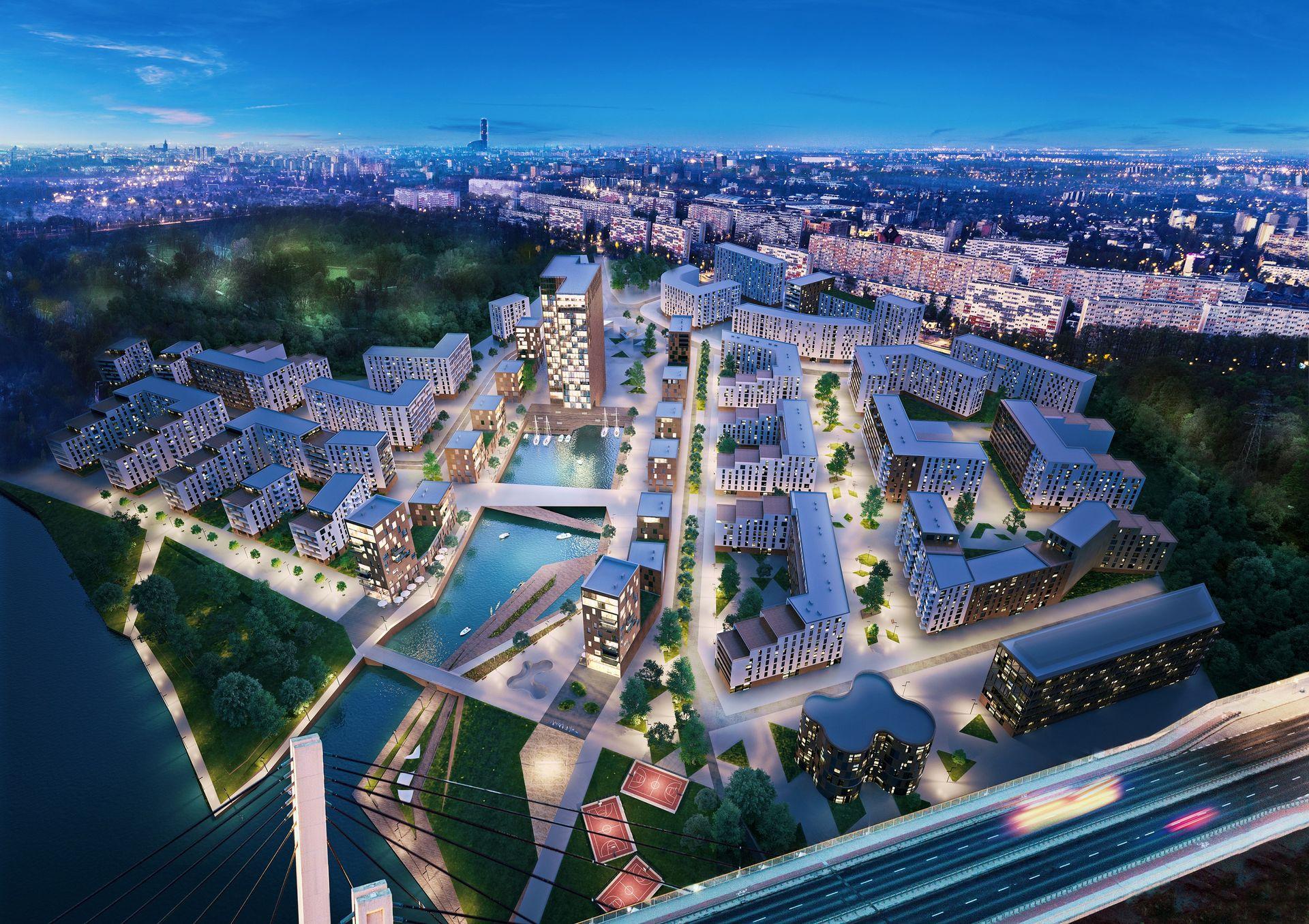 Wrocław: Port Popowice – Vantage Development otworzy marinę dla mieszkańców
