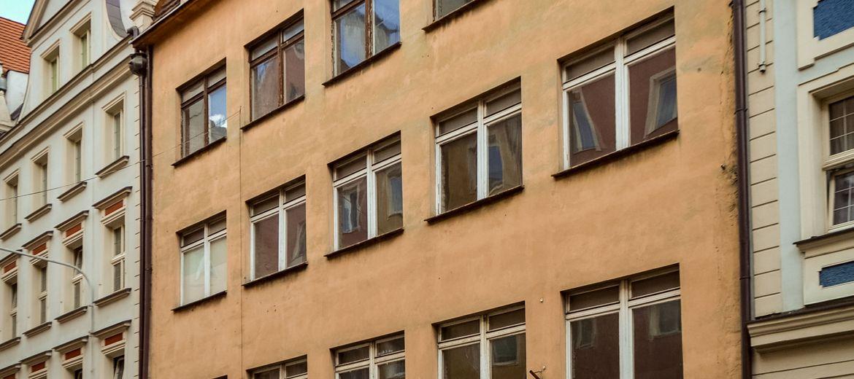 Wrocław: Kamienicę w sąsiedztwie