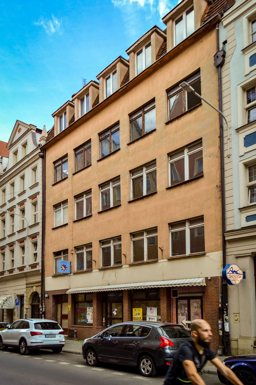Wrocław: Kamienicę w sąsiedztwie Rynku czeka nadbudowa. Zmieni się jej przeznaczenie