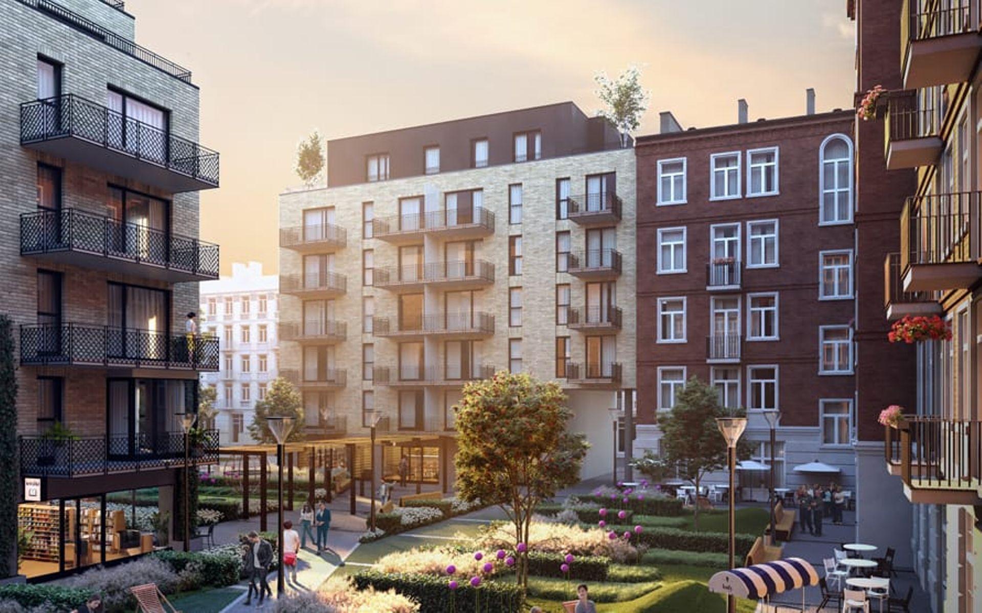 [Warszawa] Budowa osiedla Stalowa 39 w Warszawie rozpoczęta