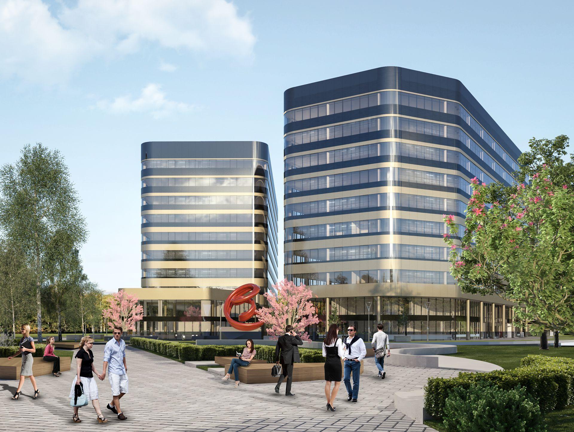 [Kraków] Rise.pl wynajmuje biuro w Fabryczna Office Park