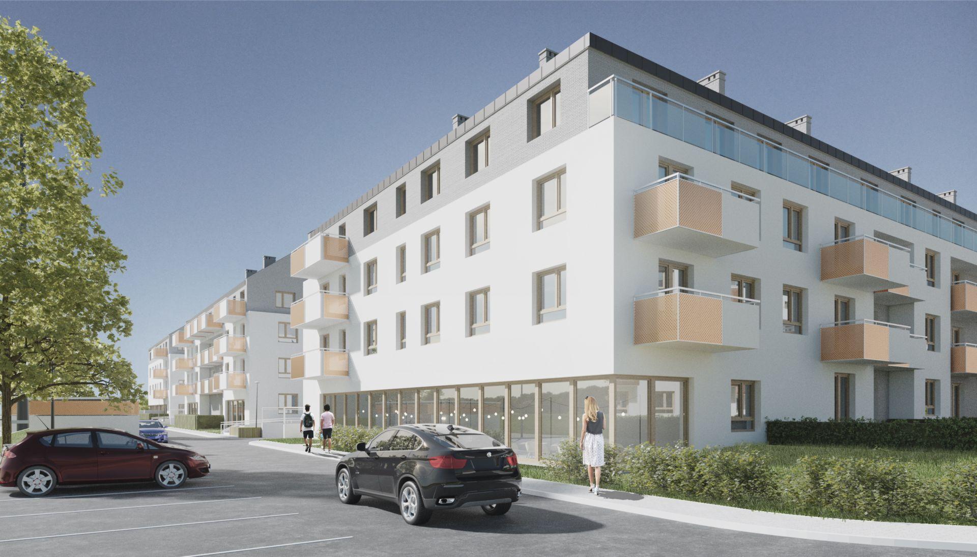Wrocław: Zatorska – PHN zbuduje blisko 400 mieszkań na Zakrzowie [WIZUALIZACJA]