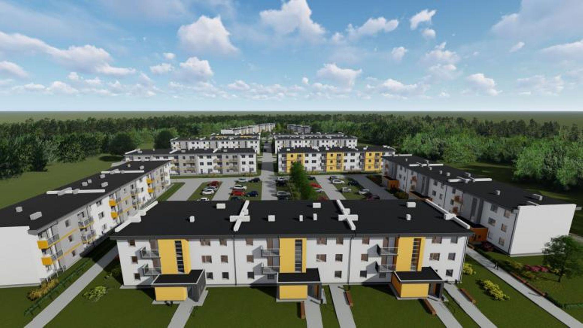 TBS Wrocław wybuduje 301 mieszkań na wynajem w Leśnicy