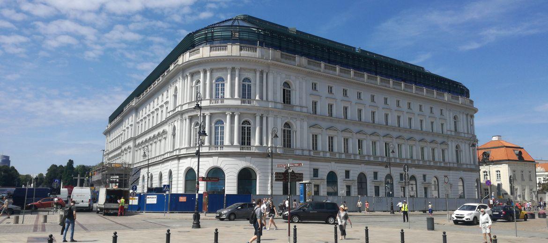 Biura w Europejskim Offices