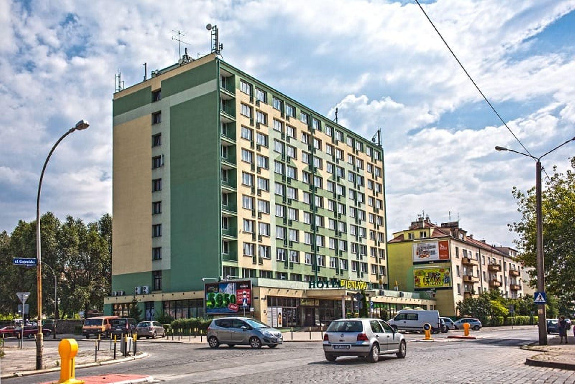 Wrocław: W miejsce hotelu Wieniewa na ul. Gajowickiej pojawi się obiekt sieci Four Points by Sheraton