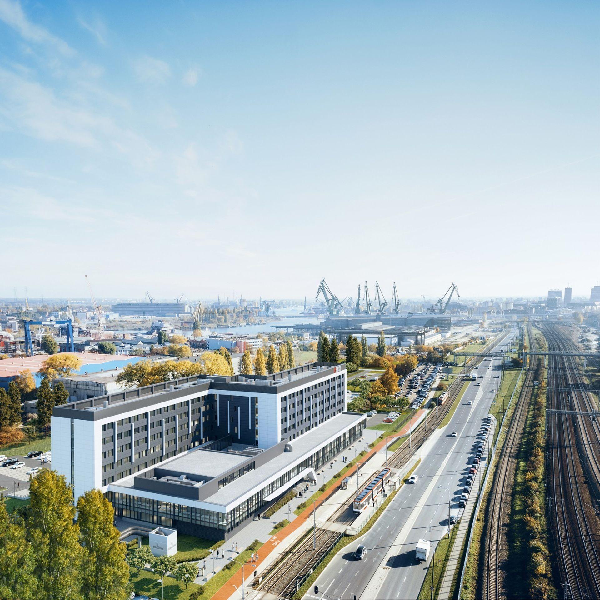 [Gdańsk] Firma ekonomiczna wprowadza się do C200 Office
