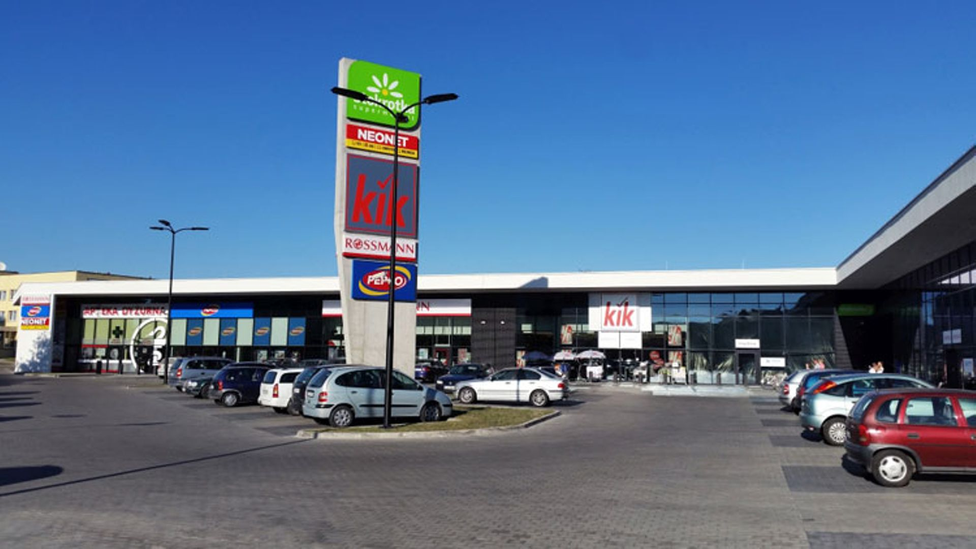 [Polska] Katharsis Development sprzedał pięć parków handlowych