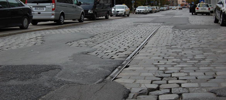 Miejski eksperyment - ulica