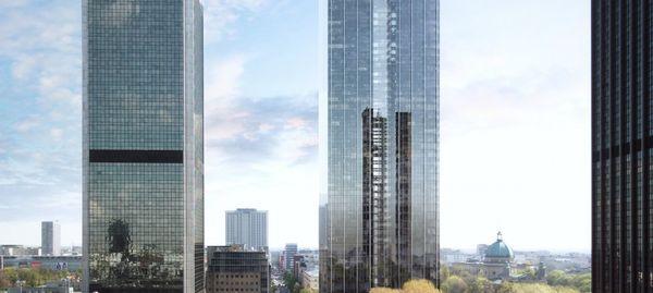 Warszawa: Co dalej z budową 170 metrowego wieżowca Roma Tower? [WIZUALIZACJE]