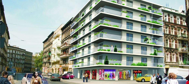 Nowa inwestycja mieszkaniowa na