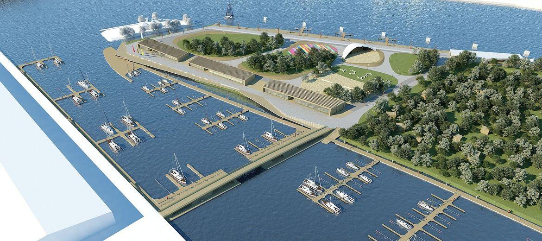 Port Jachtowy - nowa