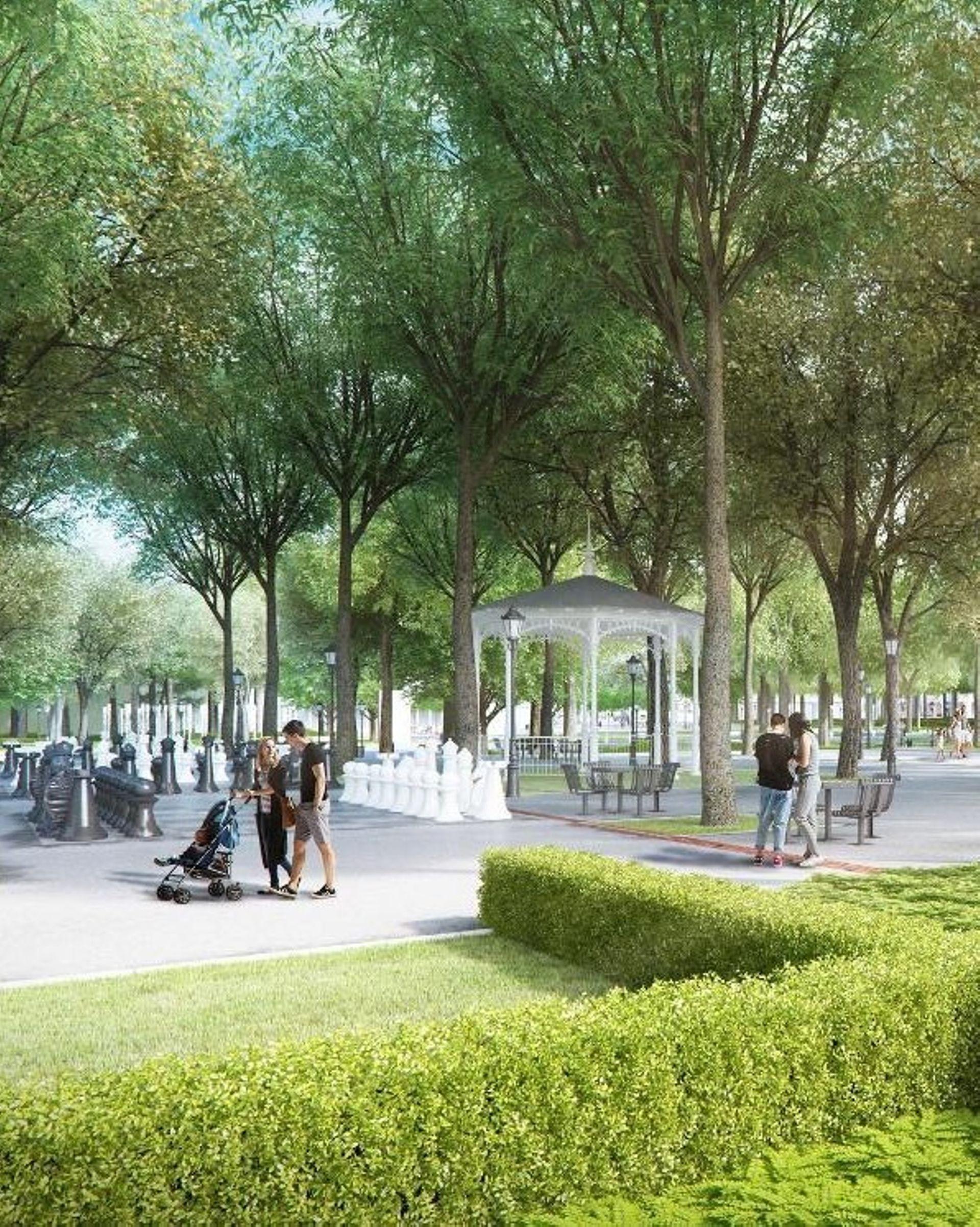 Łódź: Park Staromiejski oraz dawny Rynek zyskają nowy wygląd