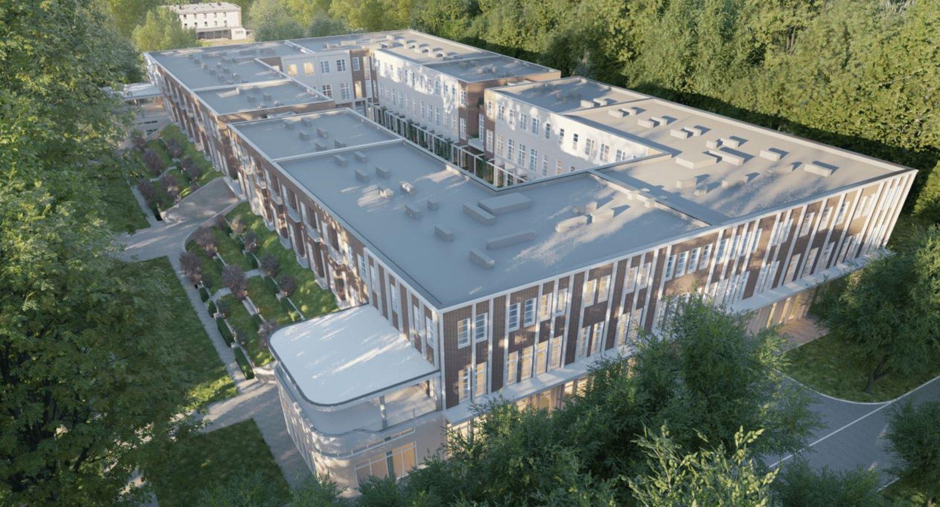 W miejscu Basenu Olimpijskiego we Wrocławiu powstanie nowy dom studencki [WIZUALIZACJE + ZDJĘCIA + FILM]