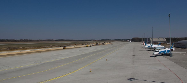 Katowice Airport: dwa razy