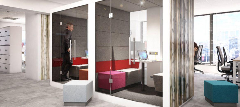 Ewolucja przestrzeni biurowej z
