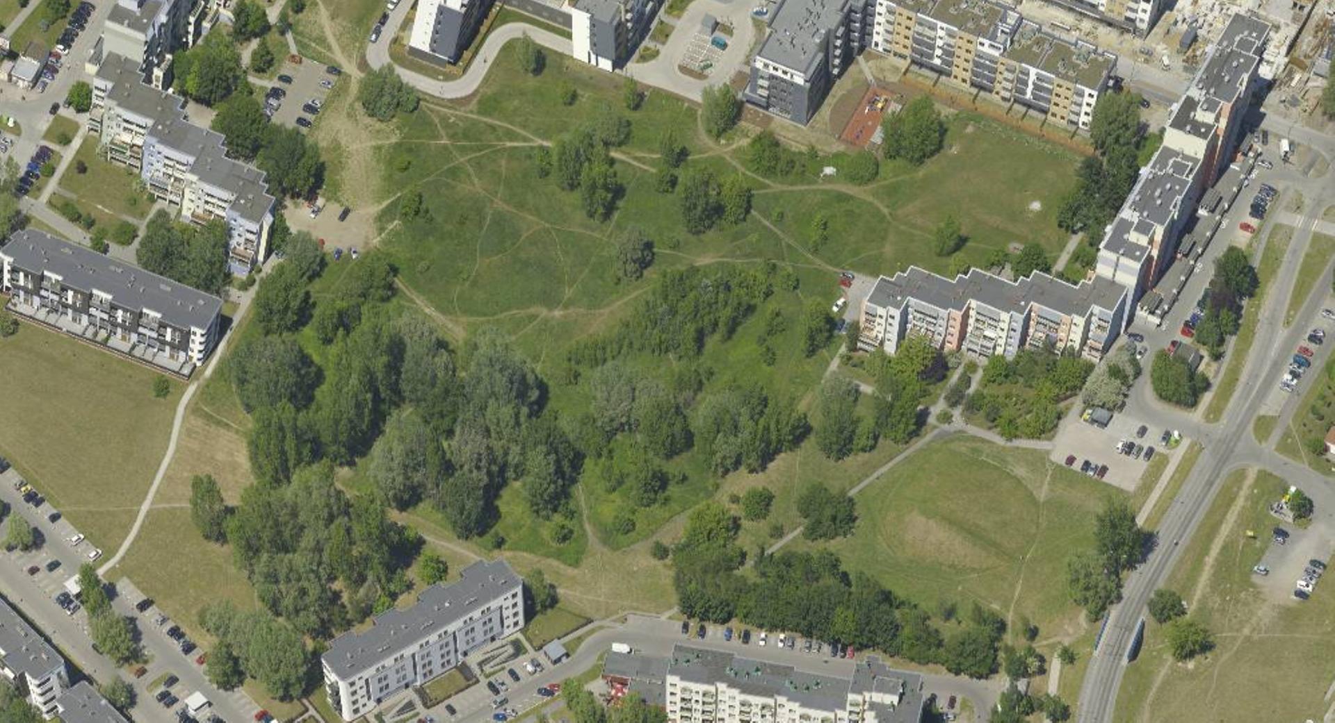 Wrocław: Do trzech razy sztuka. Na Gądowie Małym będą nowe ścieżki rowerowe i piesze