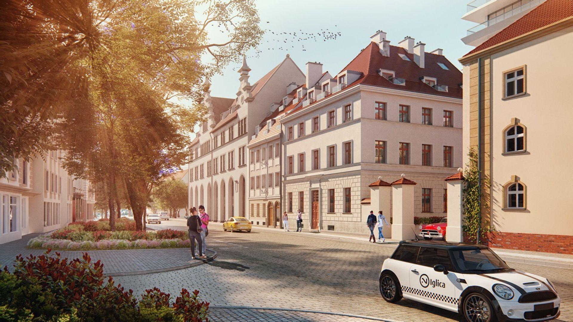 Wrocław: Kamienice Księcia Witolda – Castellum rewitalizuje zabytki na Kępie Mieszczańskiej