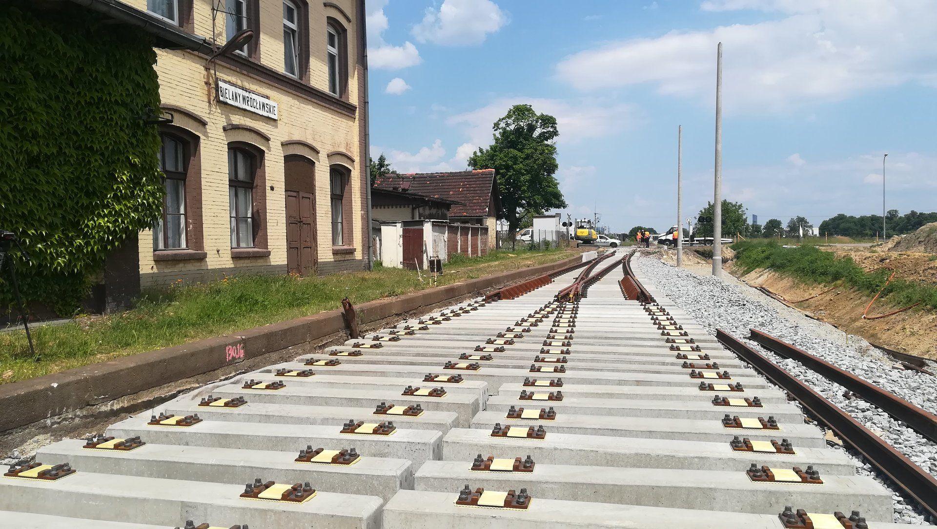 Końcem roku pojedziemy pociągiem z Wrocławia do Świdnicy