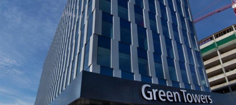 Kompleks biurowy Green Towers