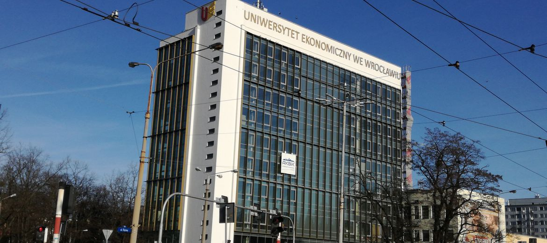 Wrocław: Uniwersytet Ekonomiczny się
