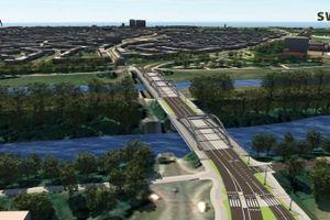 Ogłoszono przetarg na projekt trasy tramwajowo-autobusowej na Swojczyce [WIZUALIZACJE]