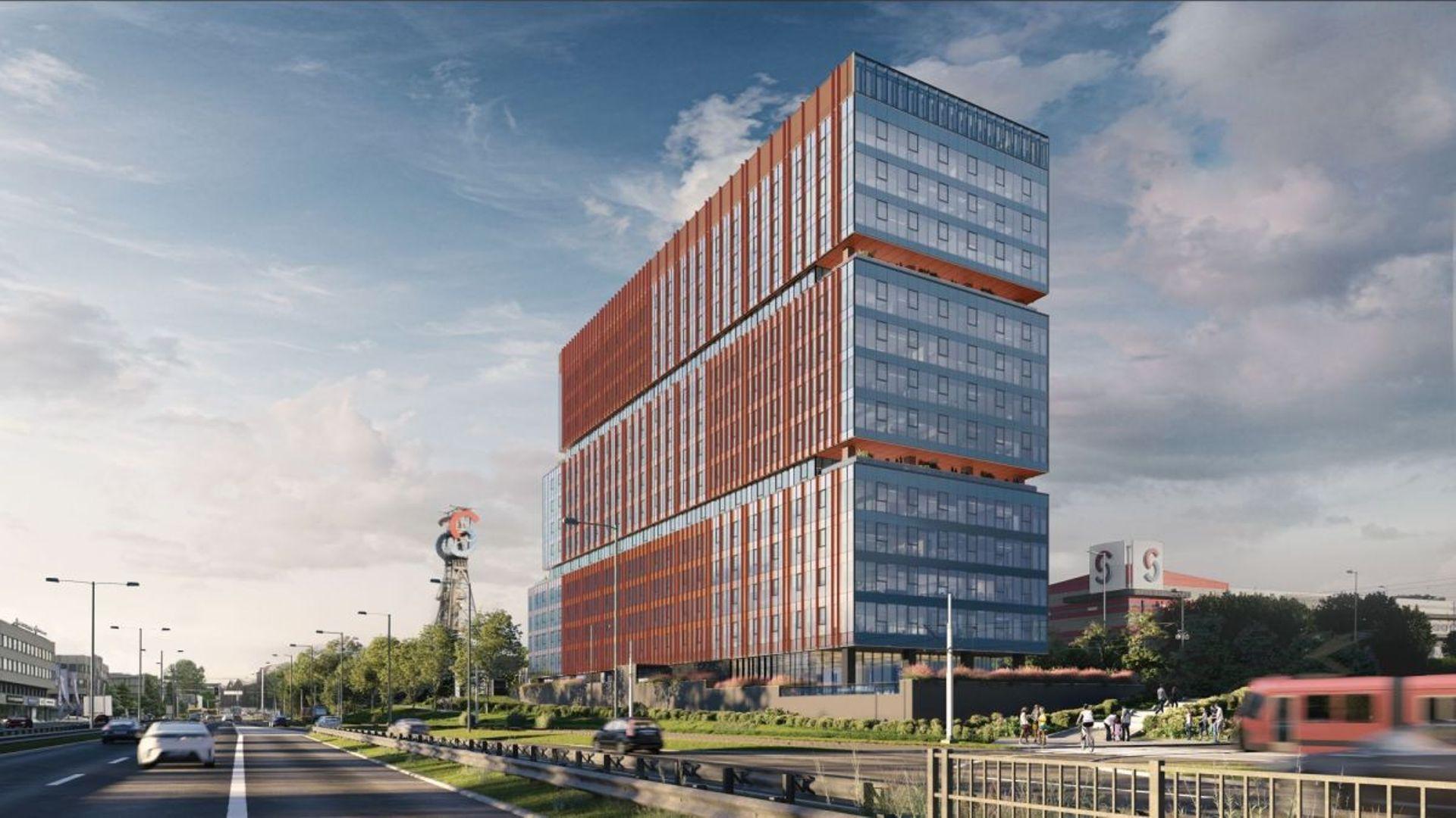 Ghelamco rozpoczęło w Katowicach budowę biurowca Craft