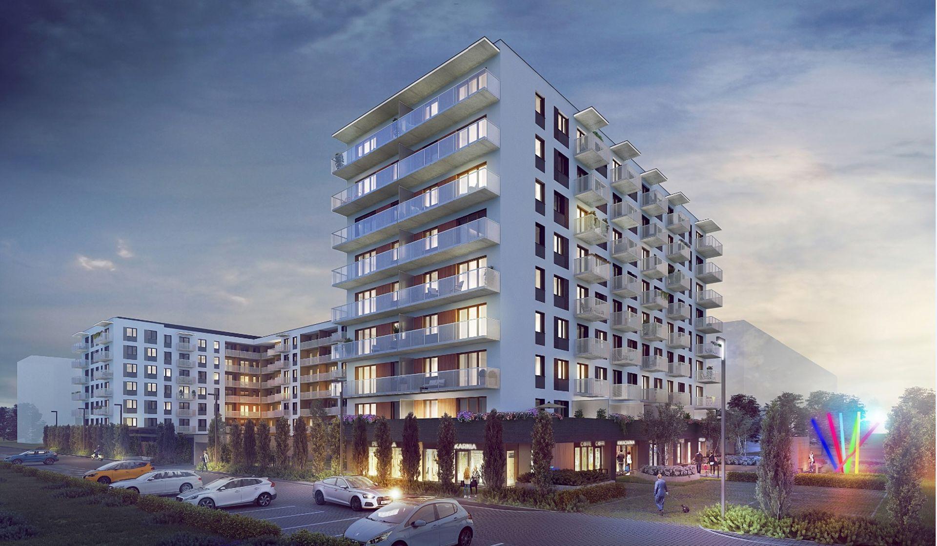 Nowy Grabiszyn – Budimex rusza z pierwszym wrocławskim projektem. Stawia osiedle w miejsce fabryki Fadroma