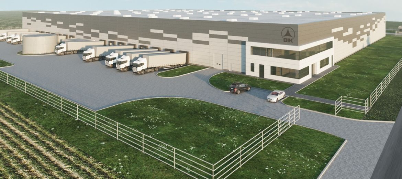 Nowe centrum logistyczne w