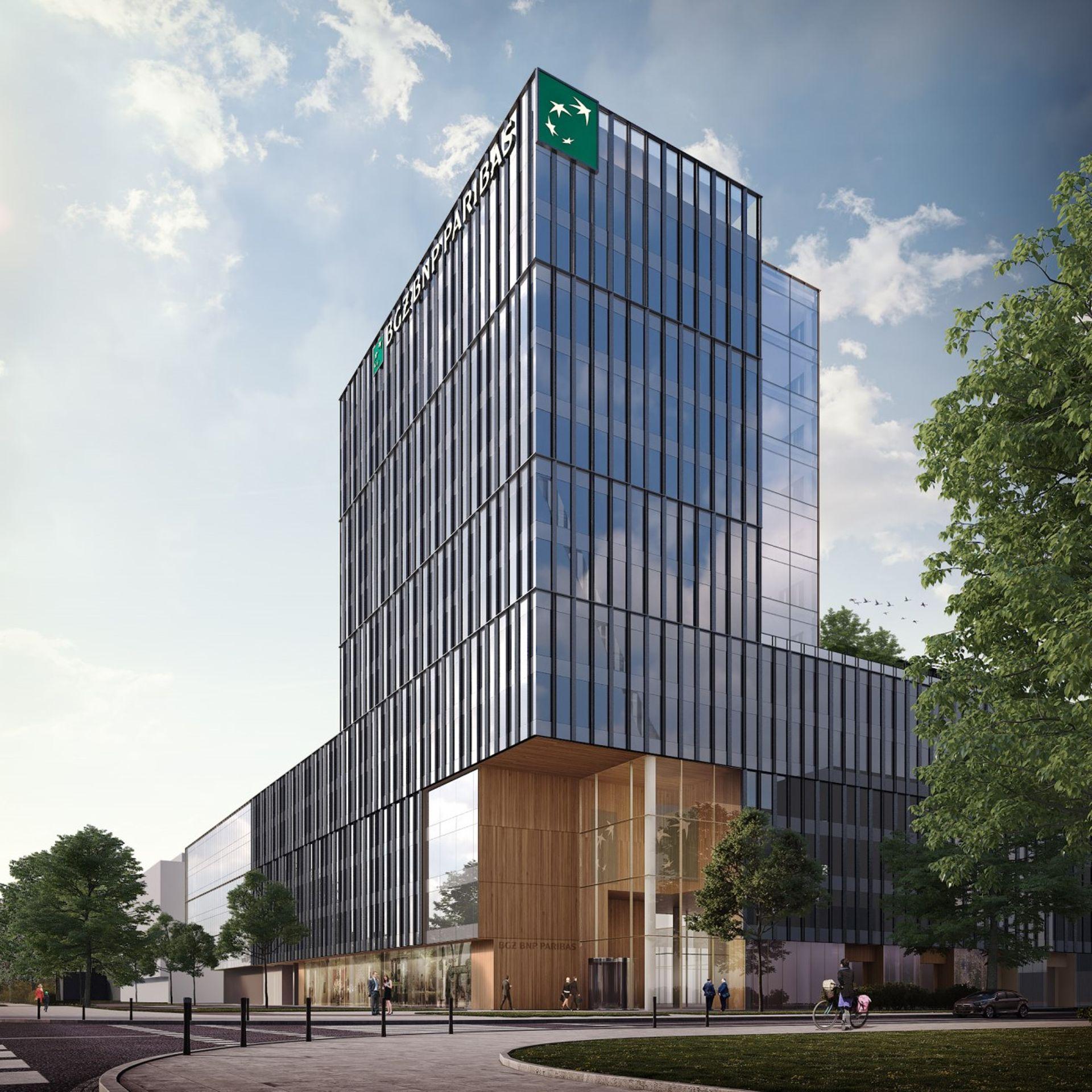 Warszawa: Lixa – Yareal startuje z budową kompleksu biurowego na Woli. Zacznie od siedziby banku