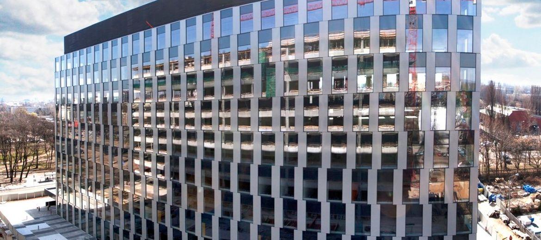 Budynek A w kompleksie