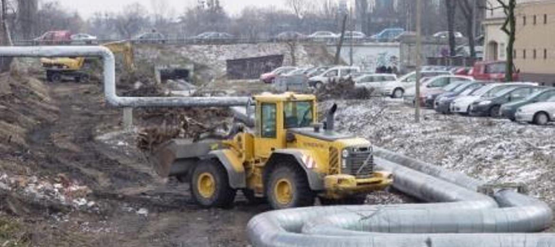 W Gliwicach trwa budowa