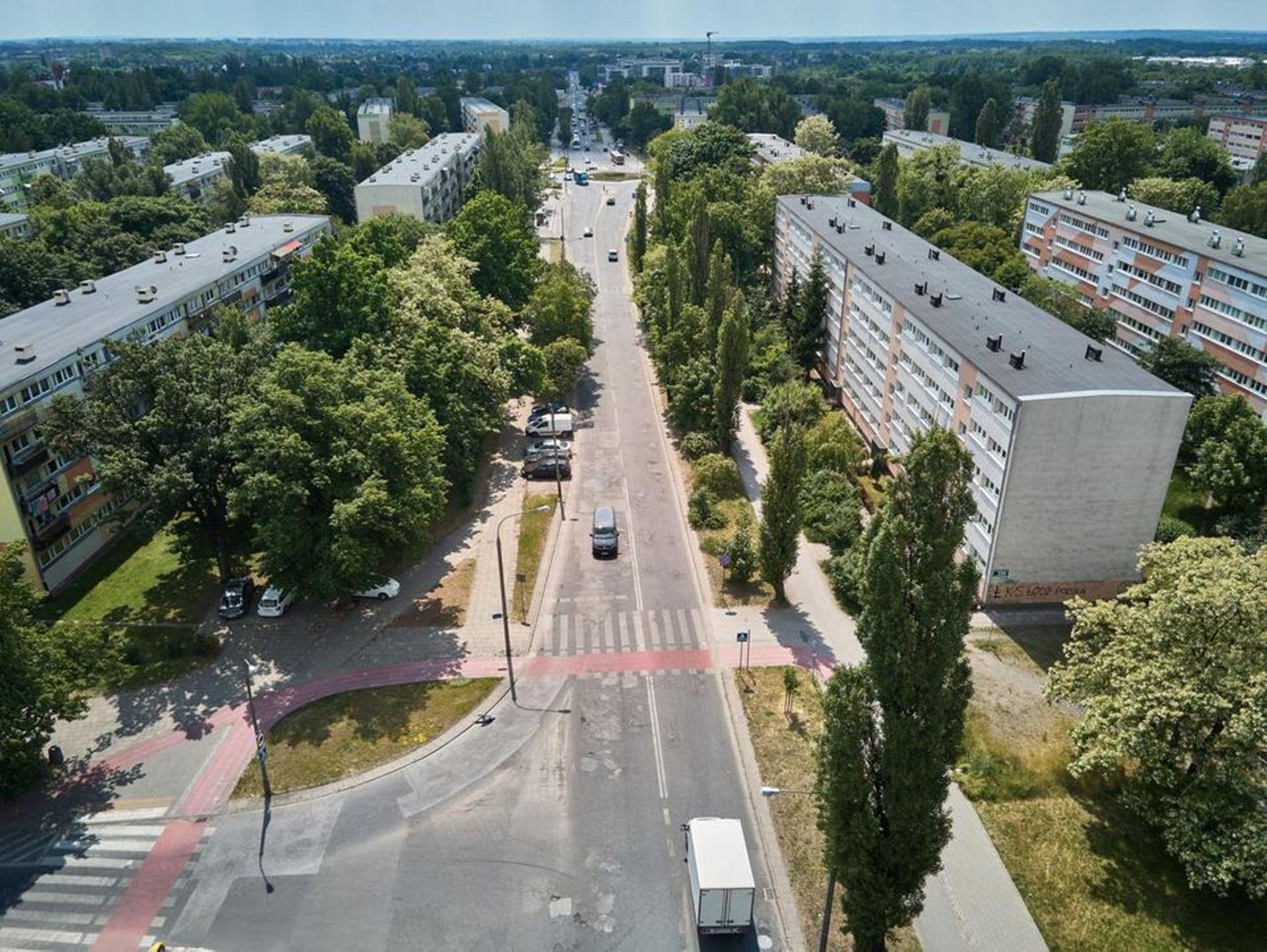 Rozbudowa ulicy Traktorowej w Łodzi do końca roku