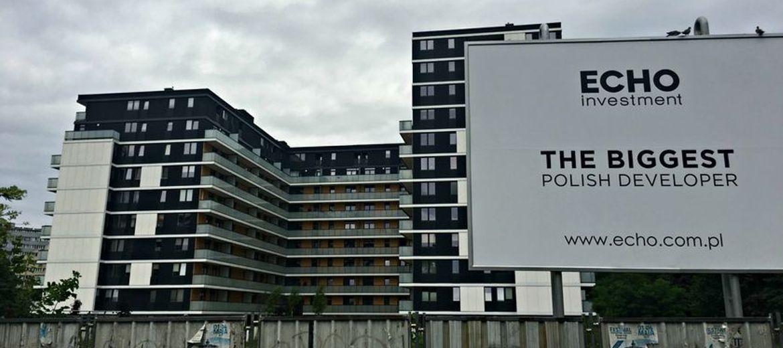 Wrocław: Echo Investment zbliża