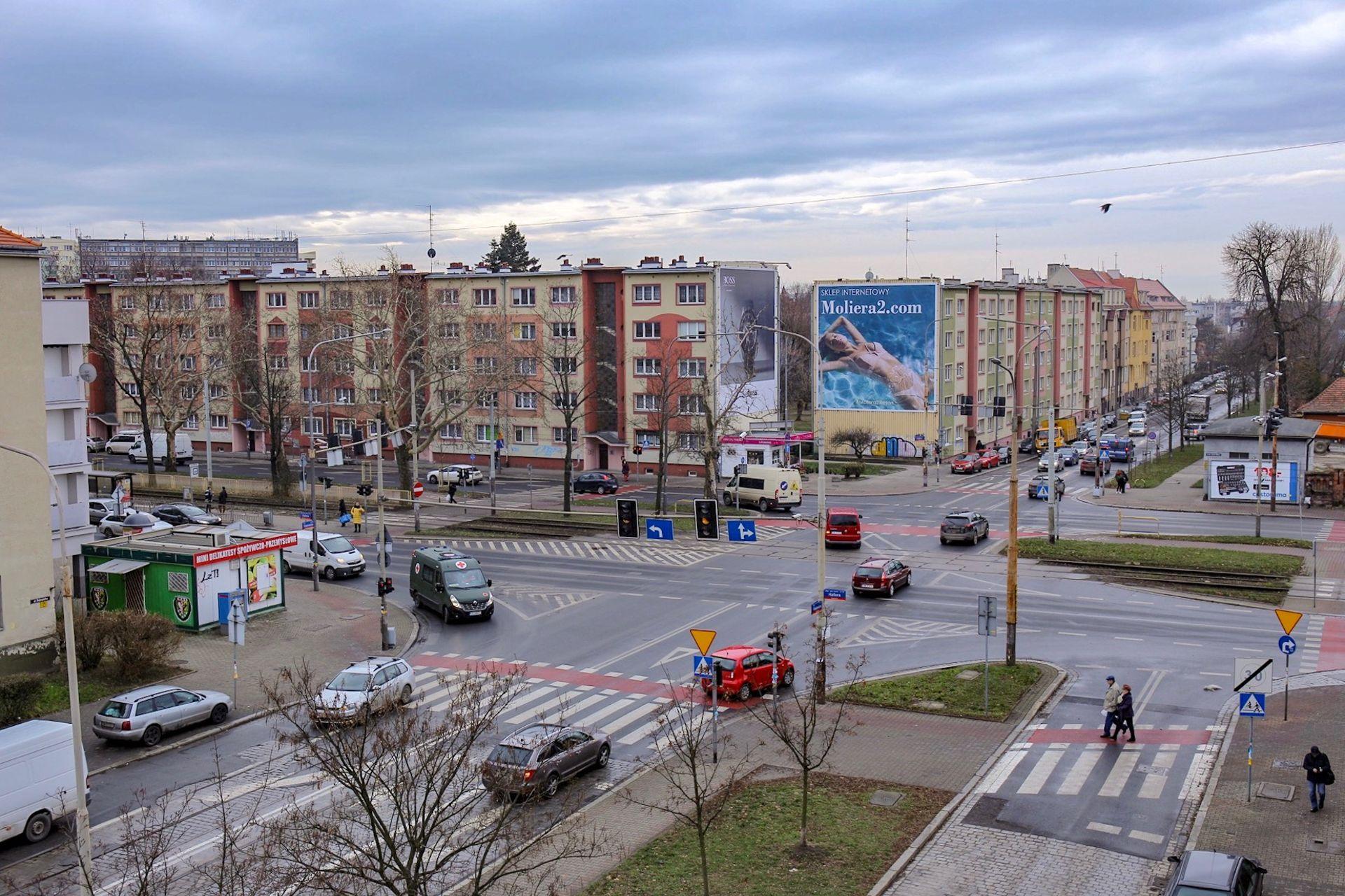 Wrocław: Projekt remontu Gajowickiej powstanie z opóźnieniem. Najkorzystniejsza oferta jednak zbyt droga