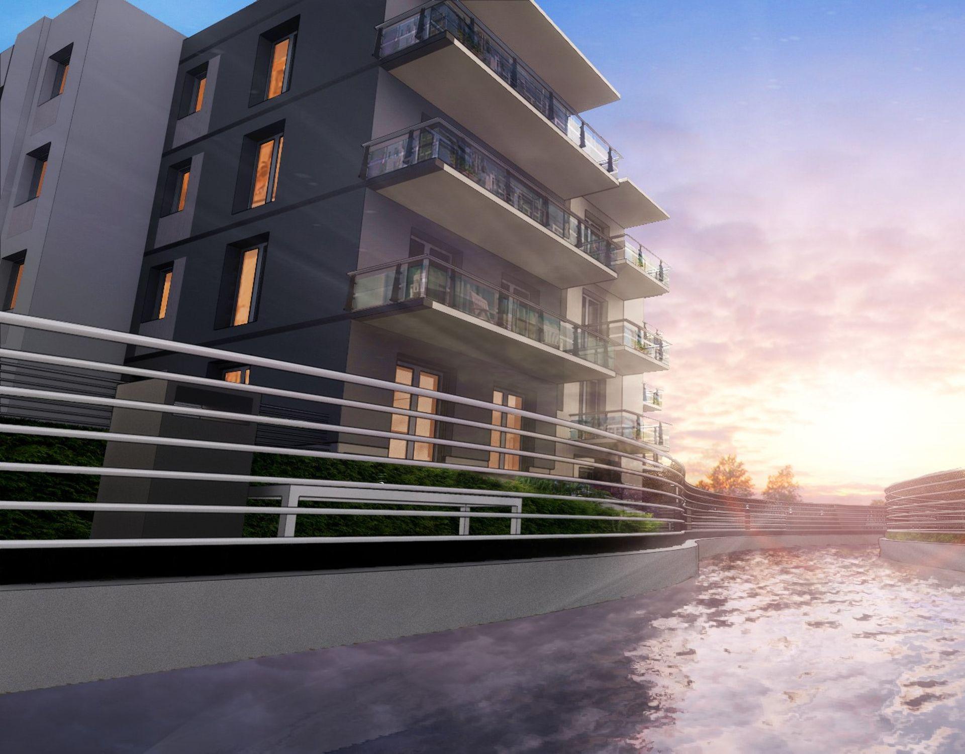 Warszawa: Młoda Białołęka – ponad 500 nowych mieszkań od PHN. Na start zbuduje siedem bloków [WIZUALIZACJA]