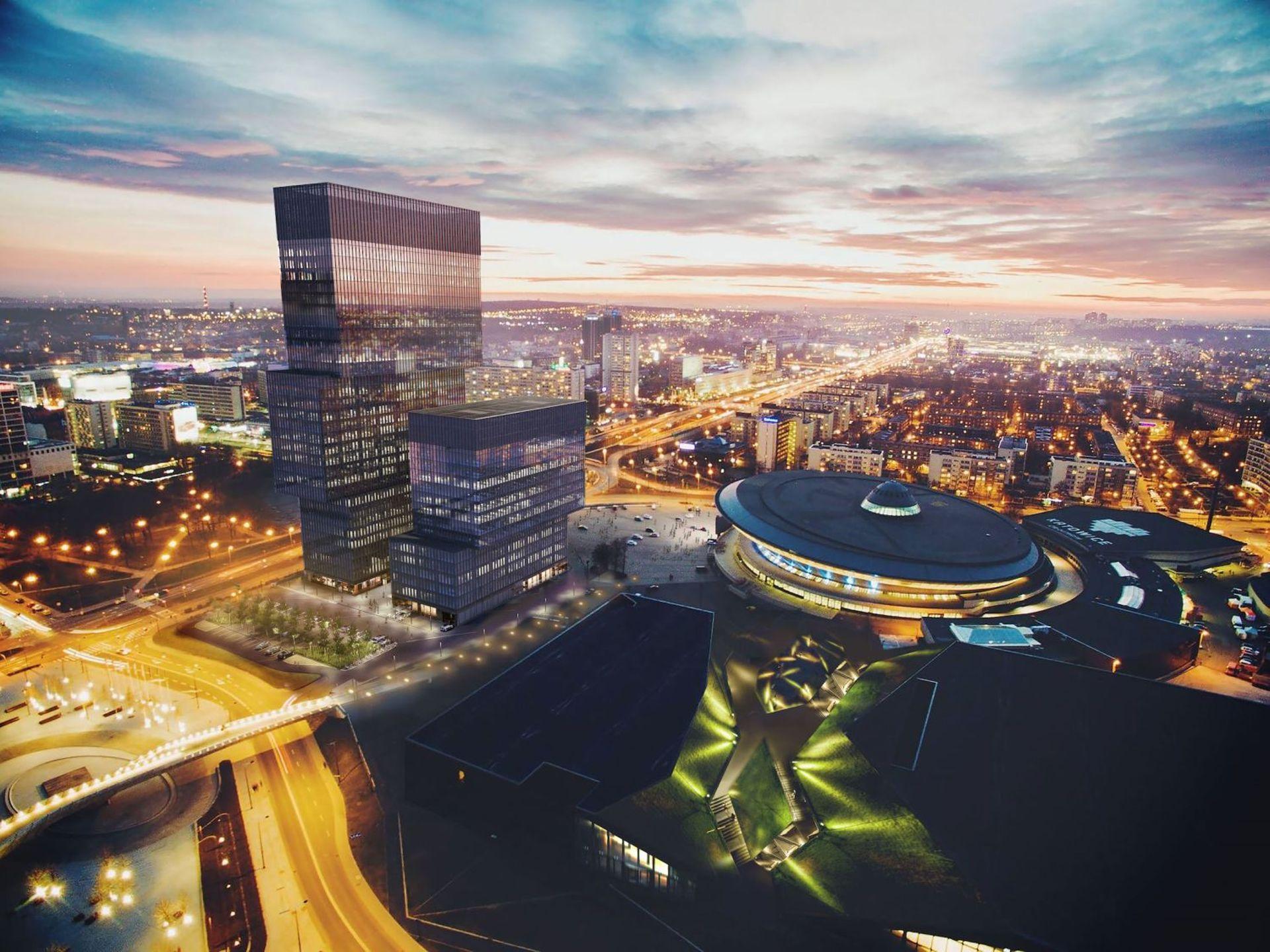 Kolejna zagraniczna firma stawia na Katowice. Ammega Group otwiera Globalne Centrum Usług Biznesowych