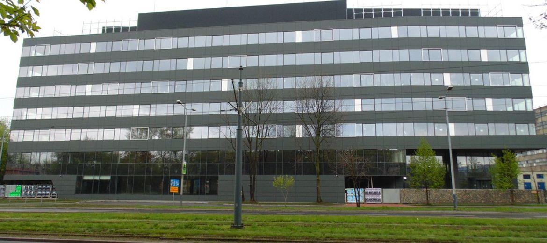 Biurowiec Zabłocie Business Park