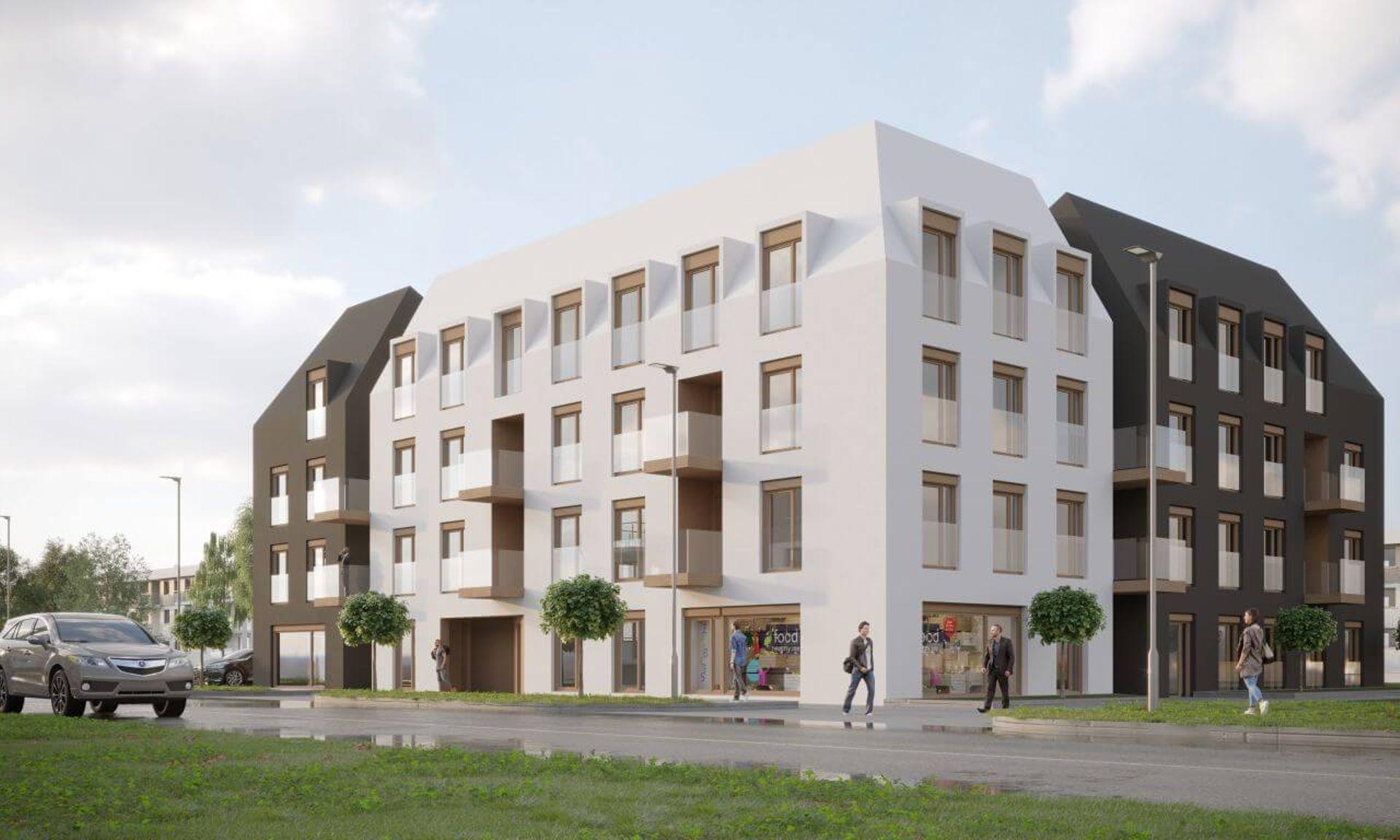 Wrocław: Budotex bliski startu prac nad osiedlem Lilia na Nowych Żernikach