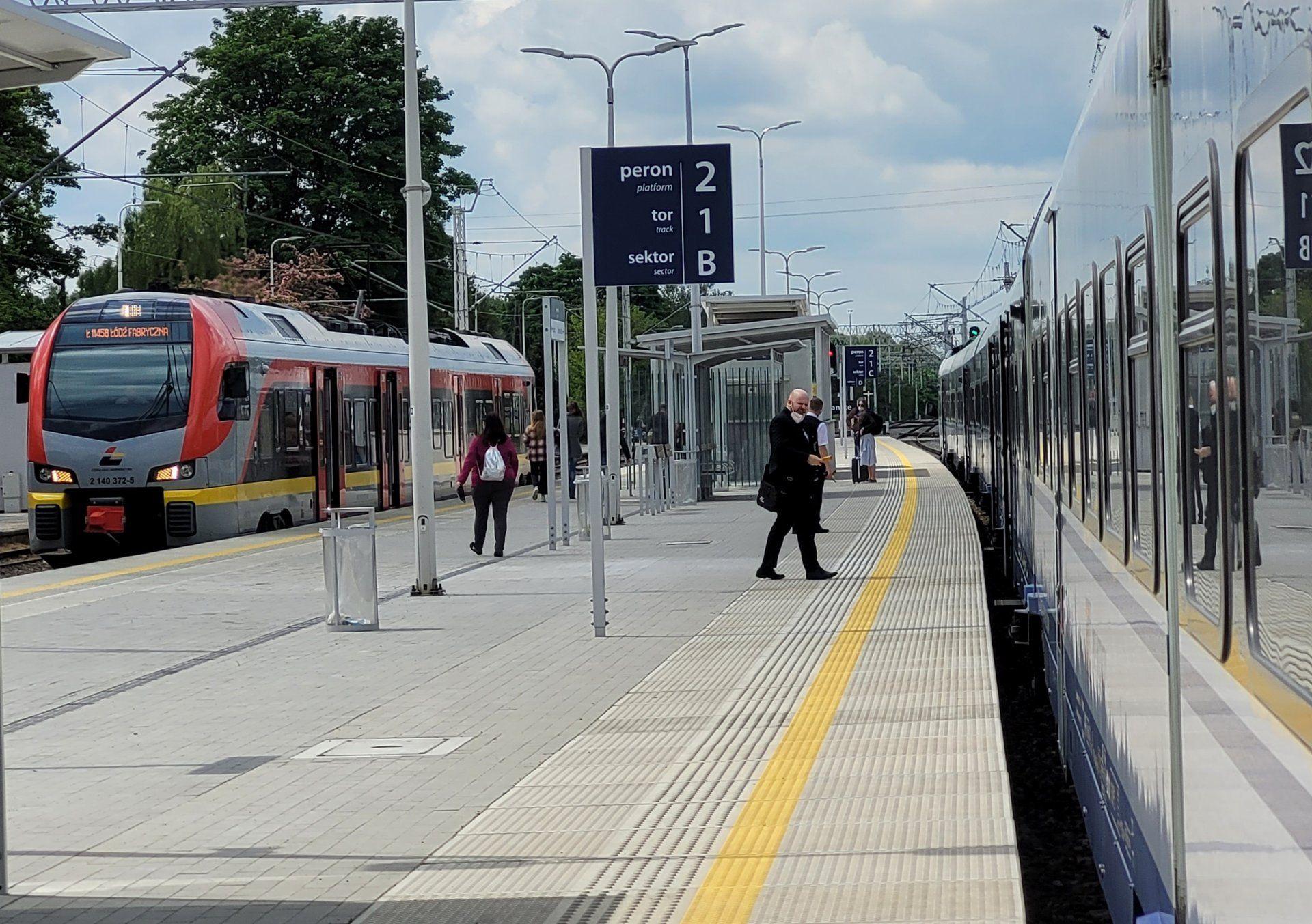 Powstanie nowy przystanek kolejowy Pabianice-Północ