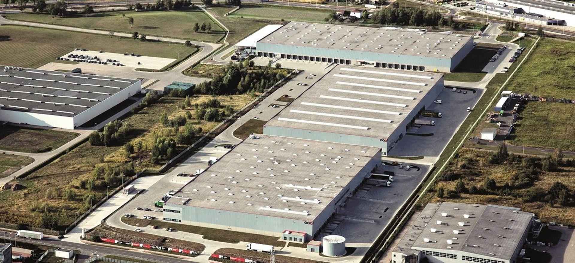 [śląskie] Francuska firma najemcą w SEGRO Industrial Park Tychy 1