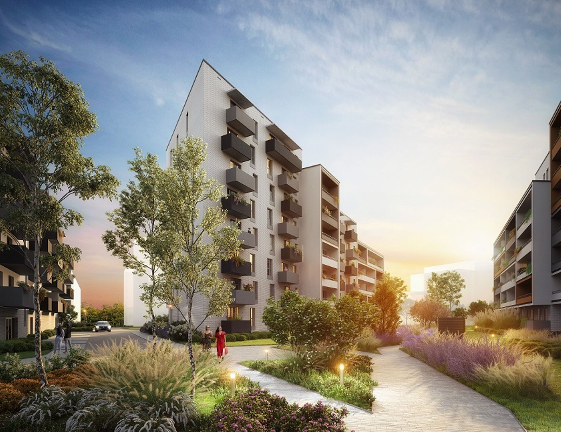 Wrocław: Lokum Porto – Lokum Deweloper rusza z inwestycją przy Odrze