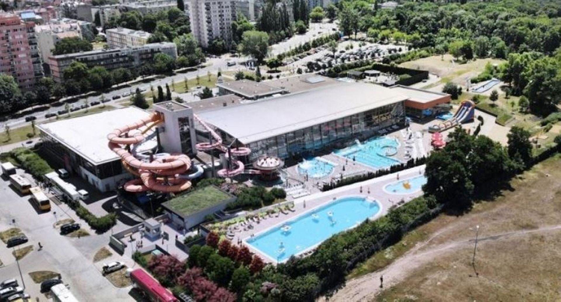 We wrocławskim Aquaparku otwarto po remoncie basen sportowy