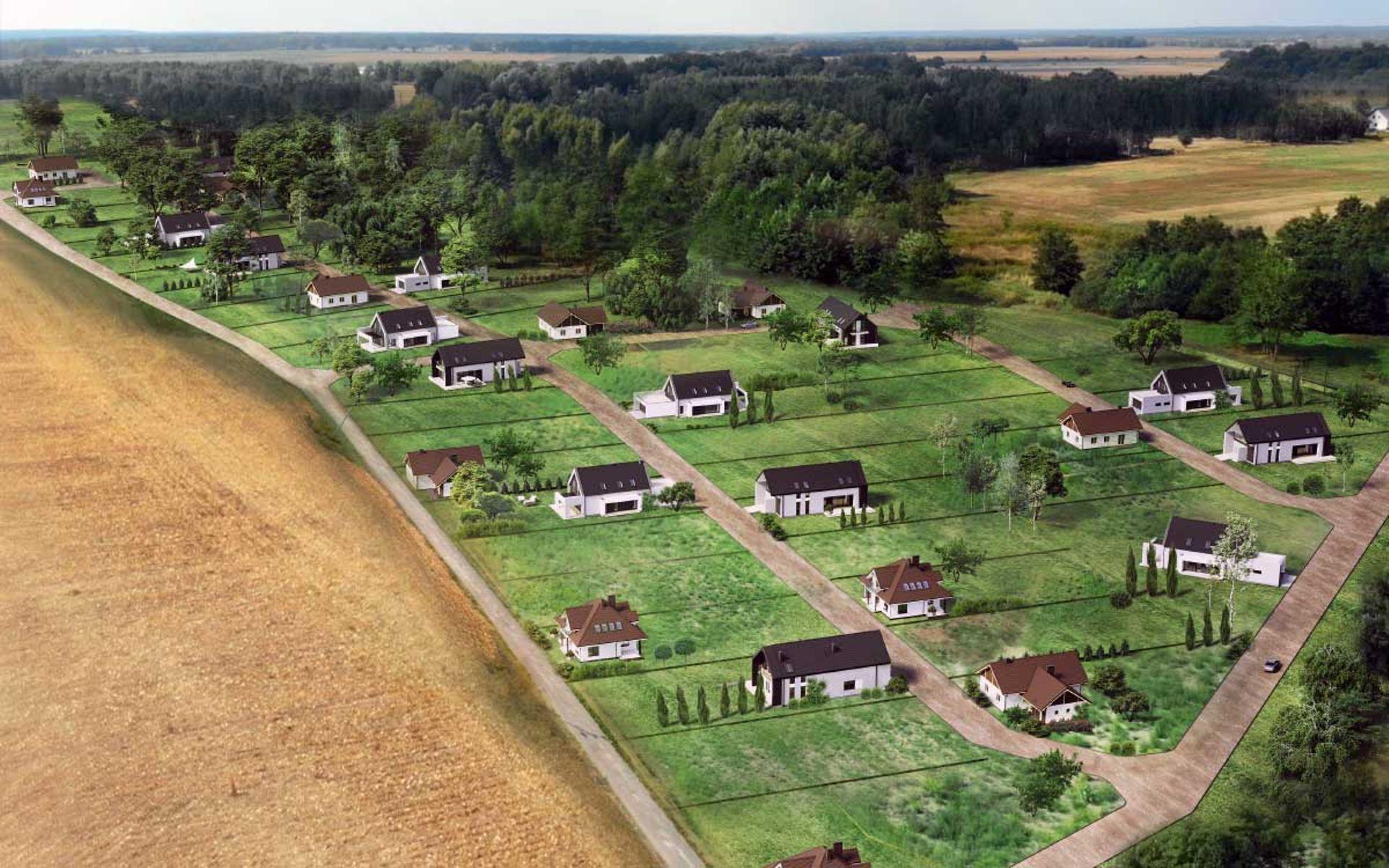 Zielony Zajączków – grunty dla ekoentuzjastów od M3 Invest