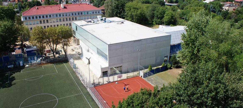 Nowe hale sportowe powstają