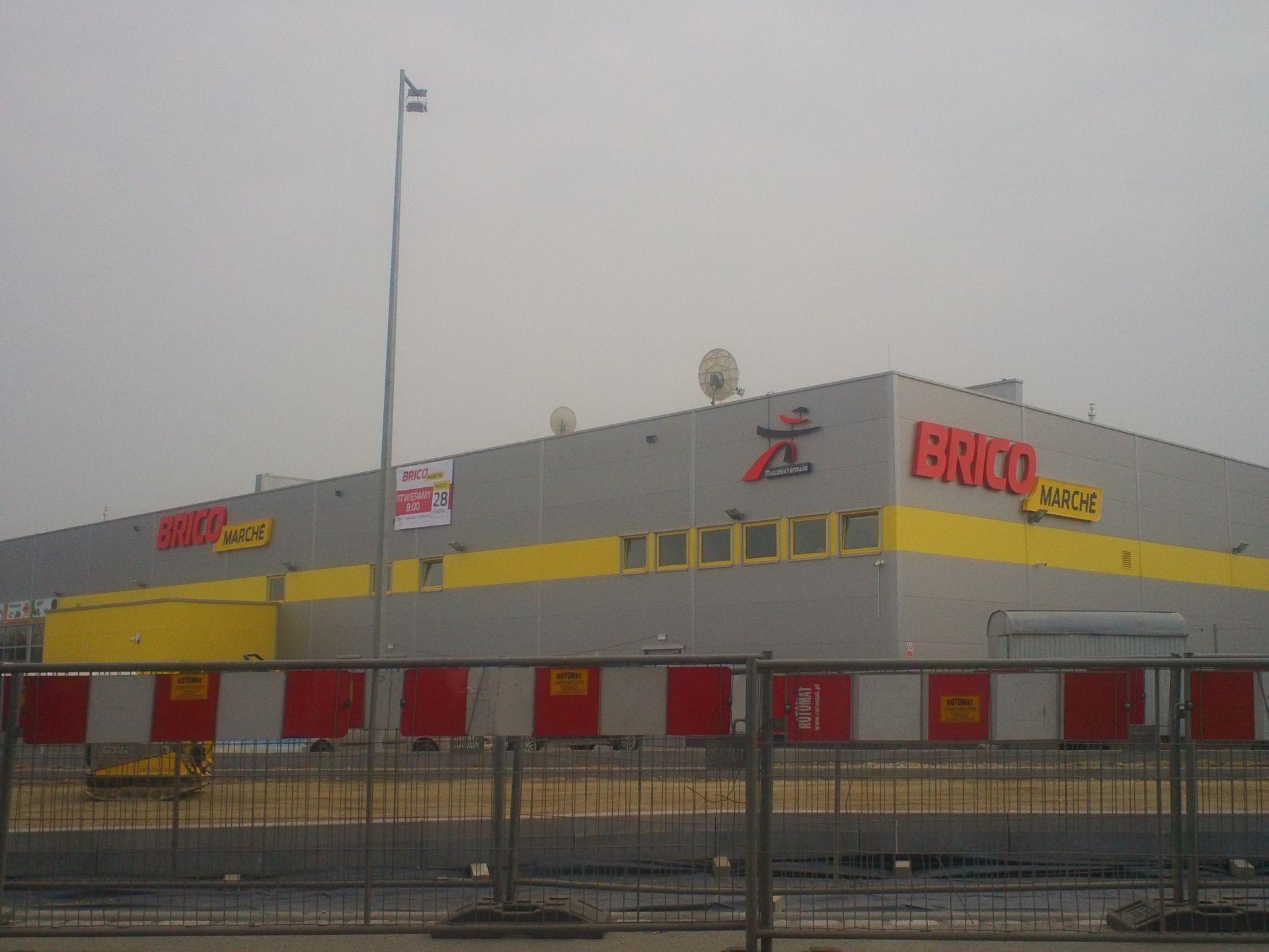 Wrocław: W środę otwarcie pierwszego marketu Bricomarché